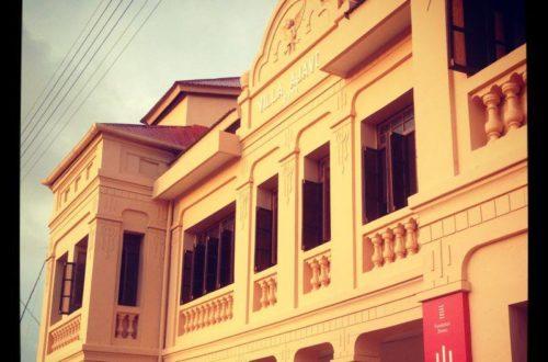 Article : L'Afrique a son musée d'art contemporain africain à Ouidah