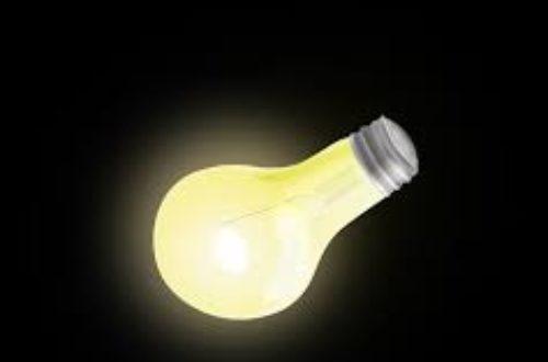 Article : Lumière, quand je te perds