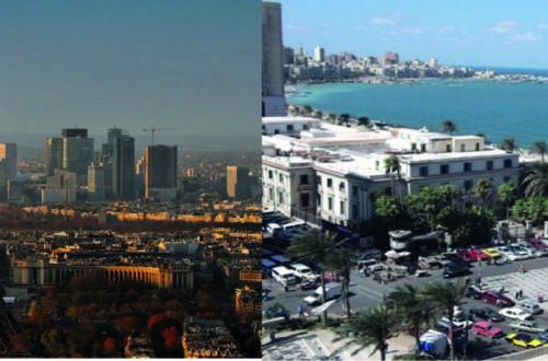 Article : Paris VS Alexandrie. 1 : Entre préjugés et réalités